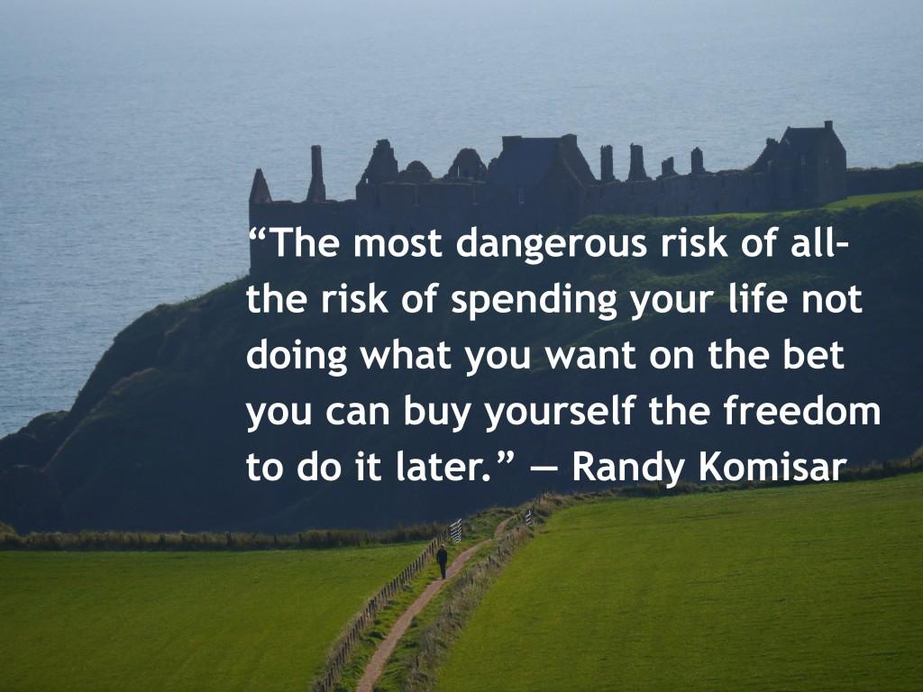 Dangerous Risk 1