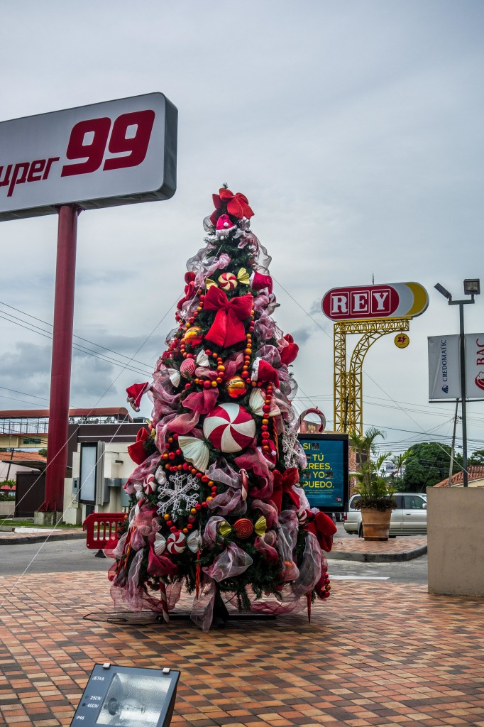 Christmas in Panama